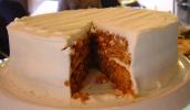 ELANTOJO PASTELERIA REPOSTERIA TARTA DE ZANAHORIA CARROT CAKE